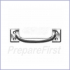 Window Sash Handle - SATIN NICKEL - 2 Pack